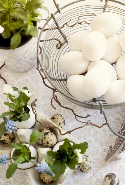 Via-Expressen. - 44 Home Decoration Ideas for table, living room and door
