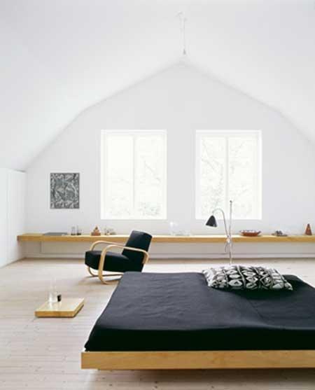 17 stirring minimalist bedroom interior design images - Zen bedroom ideas on a budget ...