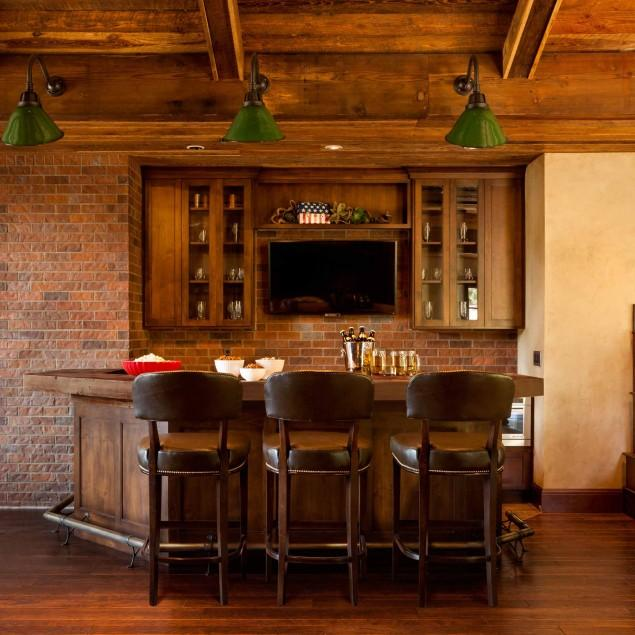 Interior Design Trends - Having a Home Pub or Bar