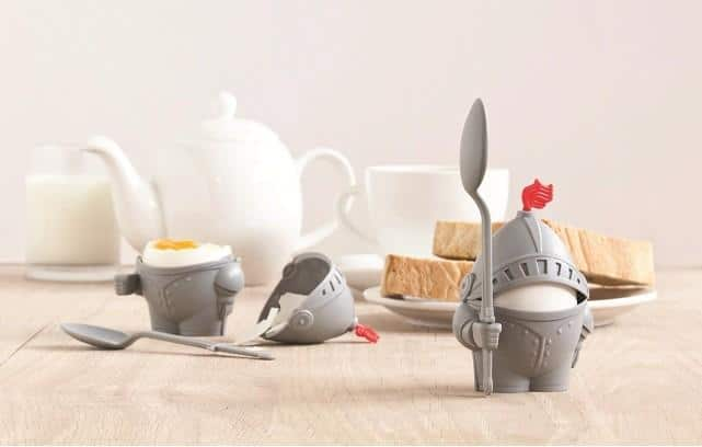 medieval-knight-themed-egg-holders- 15 Creative, Amazing and Functional Home Decorative Items