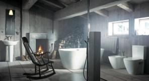 Nature-Inspired Rusic Bathroom Design Guide with Photos