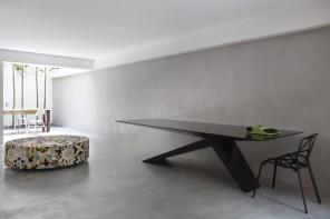 Small House with Minimalist Interior Design in Sao Paolo