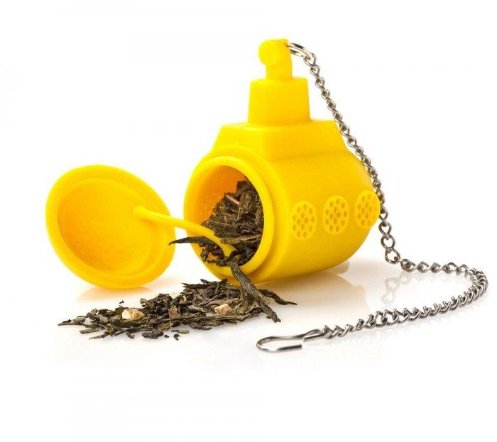tea-submarine-creative-tea-holder-1- 15 Creative, Amazing and Functional Home Decorative Items