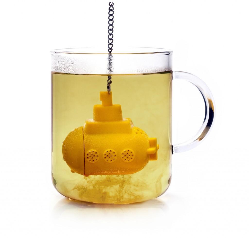 tea-submarine-creative-tea-holder- 15 Creative, Amazing and Functional Home Decorative Items