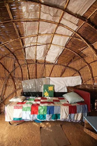 Africa inspired hotel room-Bedroom Interior Design Examples Inspired from Hotel Rooms