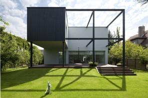 Contemporary House Architecture and Interior Design in Poland