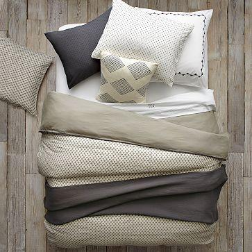 Bed Looks - Neutral Luxe Linen– elegant interior design for sleeping rooms