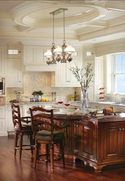 Clean Traditional Kitchen Design-42 Kitchen Interior Design Trends for Traditional Homes