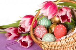 Easter Baskets - Fresh Ideas For Arrangement and Decoration