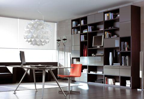Elegant and stylish teen room-modern interior design ideas by Nueva Linea.