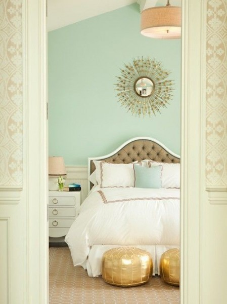 Fantastic neutral colored room-Bedroom Interior Design Examples Inspired from Hotel Rooms