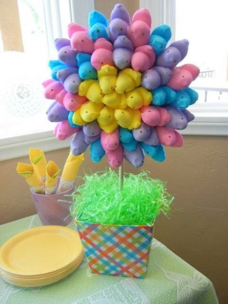 Funny Easter Party Ideas-home decorations with impressive holiday ideas