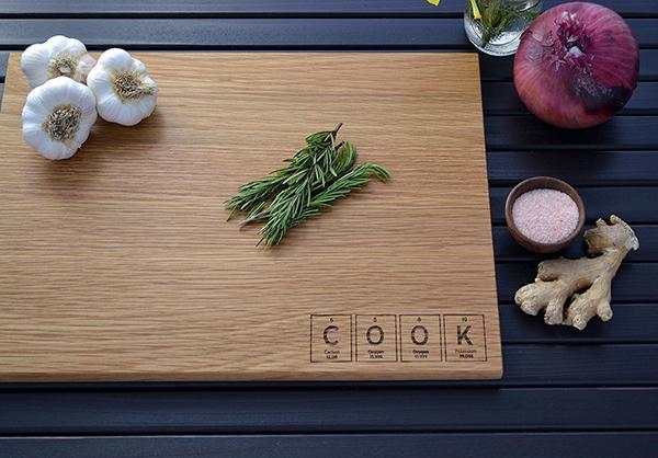 Periodic Table Cutting Board A Creative Kitchen