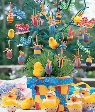 Funny outdoor Easter items