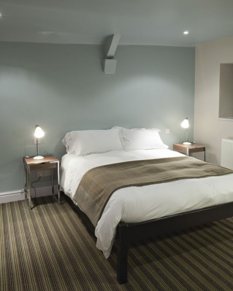 Hotel Room at The Blue Boar-Bedroom Interior Design Examples Inspired from Hotel  Rooms