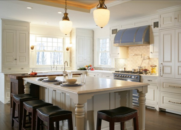 Kitchen Island Design-42 Kitchen Interior Design Trends for Traditional Homes