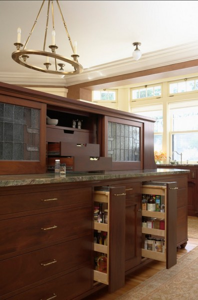Kitchen Island Storage-42 Kitchen Interior Design Trends for Traditional Homes