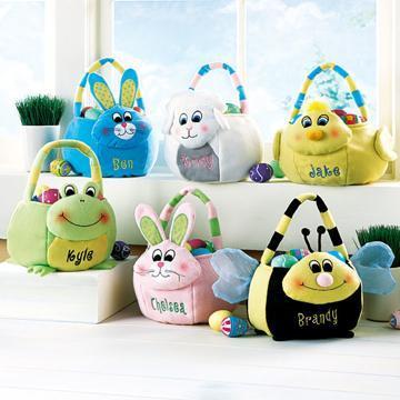 Little Easter baskets for kids