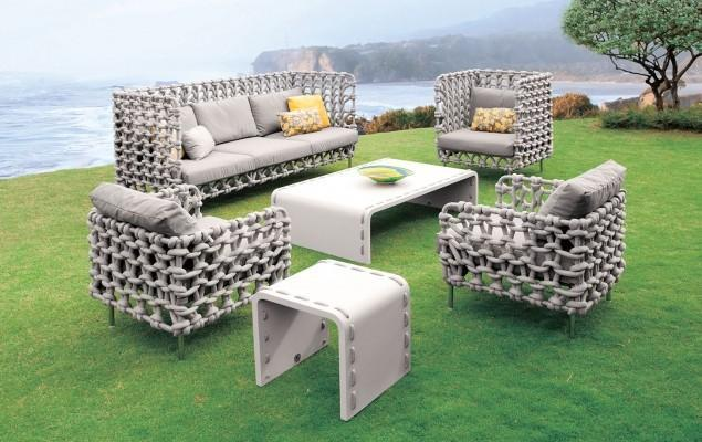 Contemporary Cabaret Furniture Set from Kenneth Cobonpue