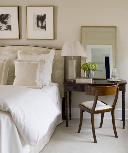 Neat and tidy hotel room-Bedroom Interior Design Examples Inspired from Hotel Rooms