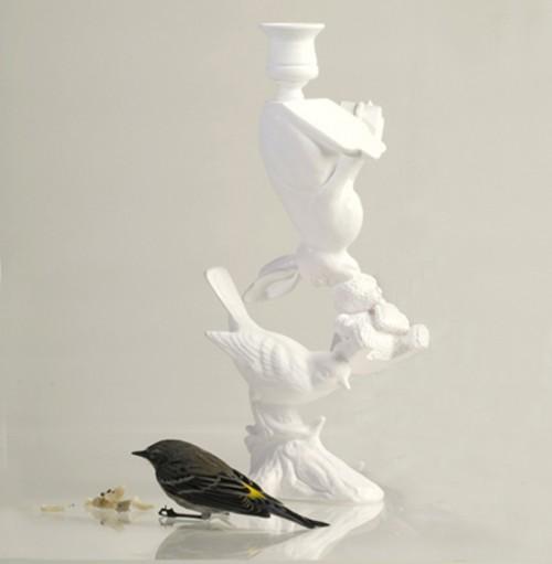 Porcelain Easter figurine