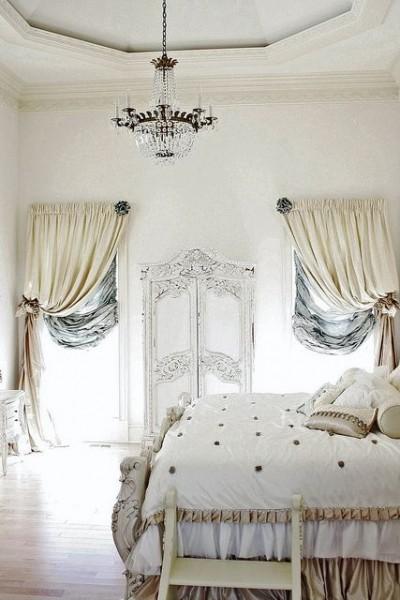 Romantic Bedroom Curtains: Romantic Room Interior Design Ideas With Images