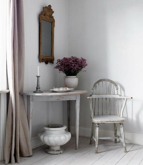 Shabby Chic Decorating Ideas: Shabby Chic Interior Design And Home Decoration Ideas