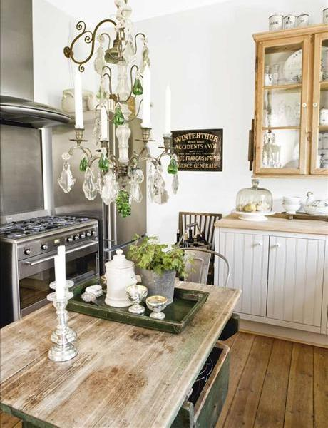 Shabby Chic Interior Design and Home Decoration Ideas | | Founterior