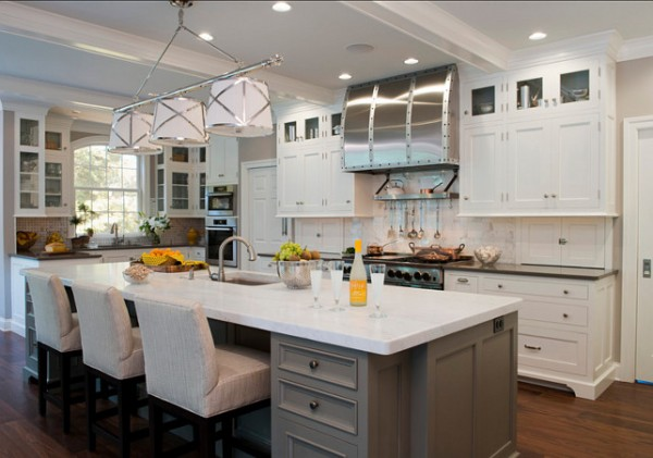 The New Traditional White Kitchen-42 Kitchen Interior Design Trends for Traditional Homes