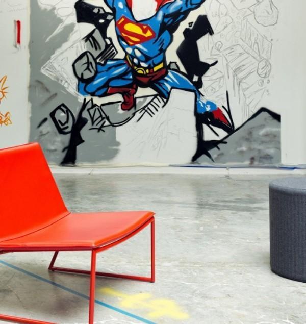 Modern Office Campus Design - Facebook's Headquarters