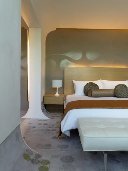 Vivanta Hotel room by WOW Architects-Bedroom Interior Design Examples Inspired from Hotel Rooms