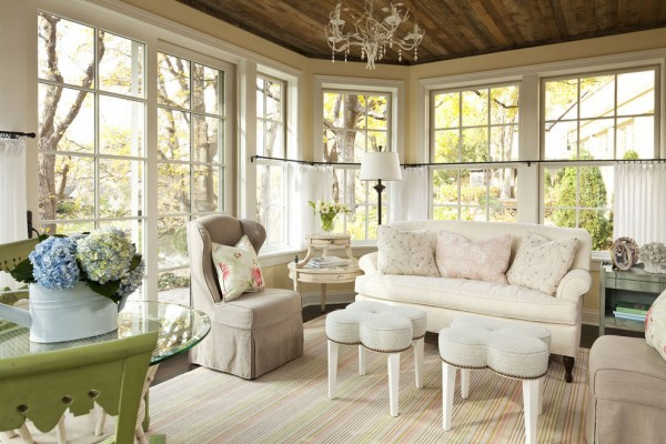 Warm neutral Shabby Chic