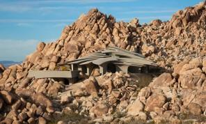Organic Desert Residence - Architecture and Interior Design