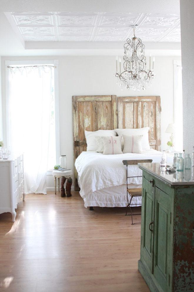 Shabby chic interior design style and its modern for Shabby chic moderno
