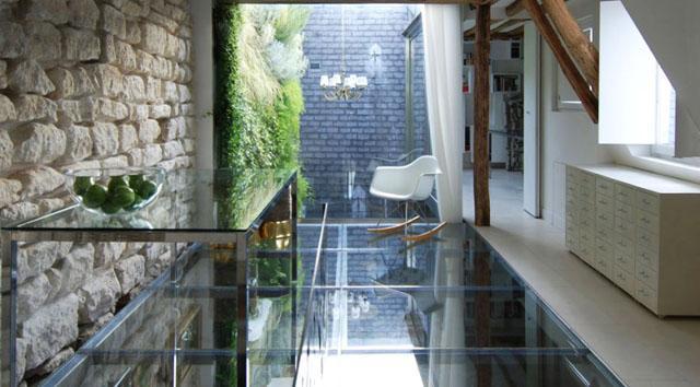 Amazing Apartment Interior Design in Paris, France