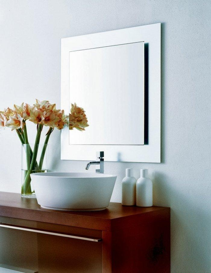 Bathroom Decorating Ideas With Natural Flowers Founterior