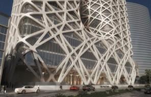 Creative Modern Hotel Architecture by Zaha Hadid
