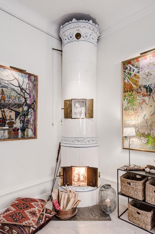 Greek Home Interior Design Style In White Founterior