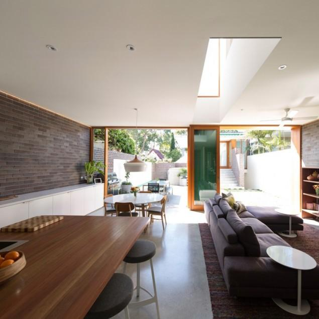 Green House Architecture by Carterwilliamson Architects