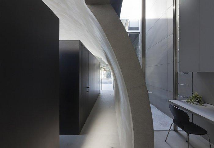 Inside the minimalist house- contemporary residential architecture by Makiko Tsukada