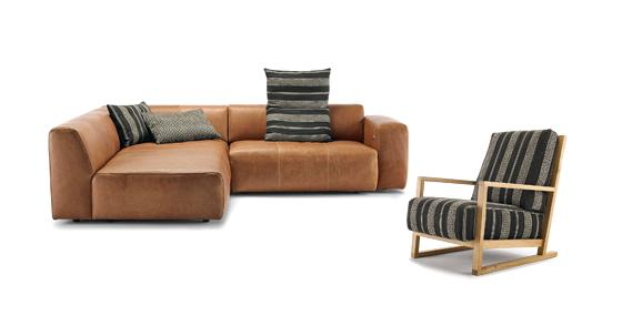 Luxurious Modern Sofa Product Design by Kurt Beier