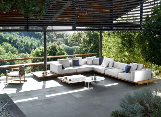 Ultra Stylish Modern Outdoor Furniture by Tribu Belgium
