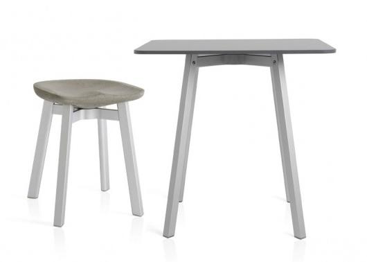 Nendo for Emeco - furniture from reclaimed materials-at Milan Design Week