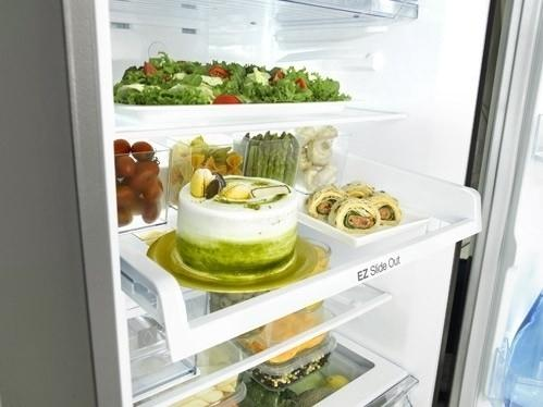 Samsung 3050 - a separate section for sweets and cakes
