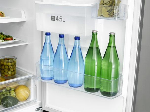 Samsung 3050 - ability to store up to 6 bottles of liquids