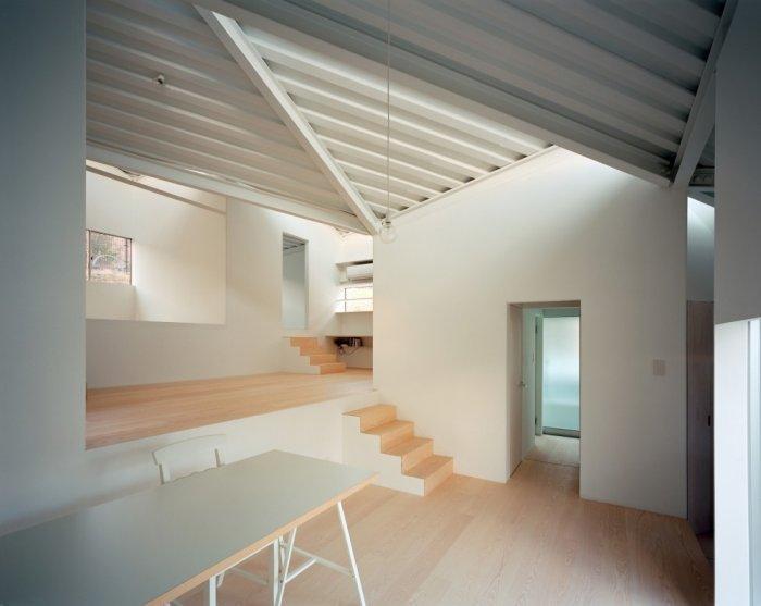 Small Minimalist House Architecture By Alphaville Architects Founterior