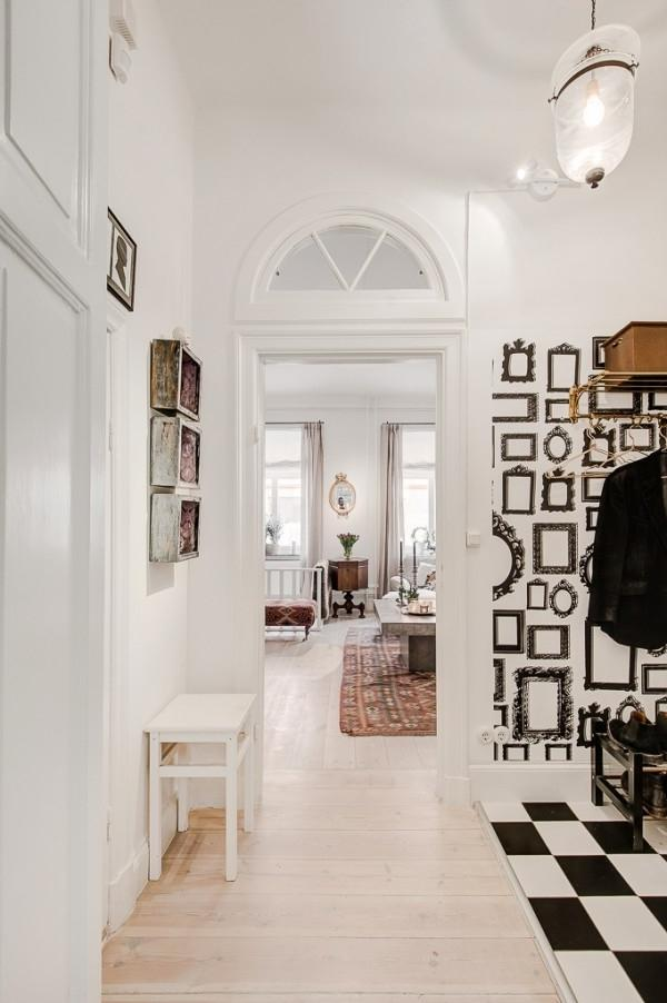 Spacious hellenic-inspired home- Greek Interior Design Style in White