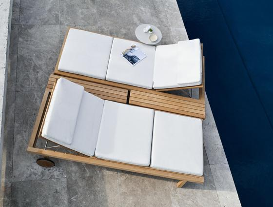 Ultra Stylish Modern Outdoor Furniture by Tribu