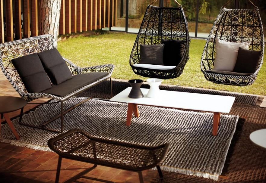 Garden Furniture Ideas for a Dream Place of Relaxation Founterior