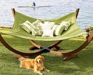 Spring Garden Ideas - The Relaxing Lounge Zone